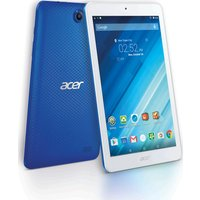 ACER Iconia One B1-850 8 Tablet - 16 GB, Blue, Blue