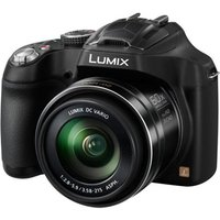 PANASONIC Lumix DMC-FZ72EB-K Bridge Camera, Black