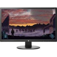 HP 24o Full HD 24 LED Monitor - Black, Black