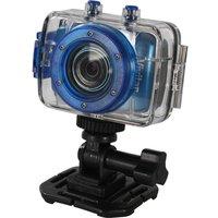 VIVITAR DVR786HD Action Camcorder - Blue, Blue