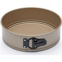 PAUL HOLLYWOOD 20 cm Non-Stick Cake Tin - Gold, Gold
