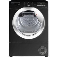 HOOVER Dynamic Next DX H9A2DCEB NFC 9 kg Heat Pump Tumble Dryer - Black, Black