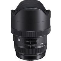 SIGMA 12 - 24 mm f/4 DG Wide-angle Zoom Lens - for Canon