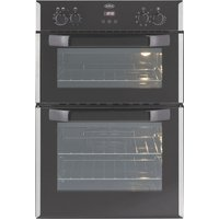 BELLING Bi90EFR Electric Double Oven - Stainless Steel, Stainless Steel