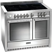 BAUMATIC BCE1025SS Electric Ceramic Range Cooker - Stainless Steel, Stainless Steel