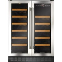 CDA fwc623ss Wine Cooler - Stainless Steel, Stainless Steel