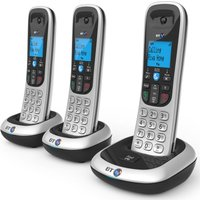 BT 2220 Cordless Phone - Triple Handsets