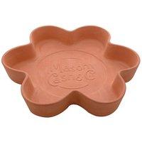 MASON CASH 30 cm Tear & Share Flower Bread Form - Terracotta