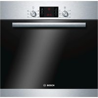 BOSCH HBA43R150B Electric Oven - Stainless Steel, Stainless Steel