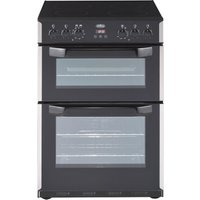BELLING CFE60DOP 60 cm Electric Cooker - Stainless Steel, Stainless Steel