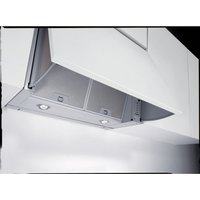MIELE DA186 Integrated Cooker Hood - Stainless Steel, Stainless Steel
