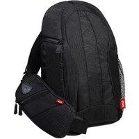 CANON 300EG Custom Gadget DSLR Camera Bag - Black, Black