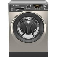 HOTPOINT Ultima S-line RPD9467JGG Washing Machine - Graphite, Graphite