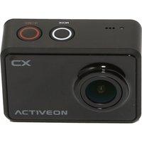 ACTIVEON CX CCA10W Action Camcorder - Black, Black