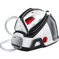 BOSCH Easy Comfort TDS6040GB Steam Generator Iron - White & Black, White