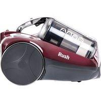 HOOVER Rush Cylinder Bagless Vacuum Cleaner - Burgandy