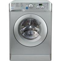 INDESIT Innex BWD 71453 S Washing Machine - Silver, Silver