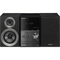 PANASONIC SC-PM602EB-K Wireless Traditional Hi-Fi System - Black, Black