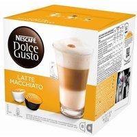 NESCAFE Dolce Gusto Latte Macchiato - Pack of 8