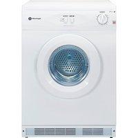 WHITE KNIGHT C44A7W Vented Tumble Dryer - White, White