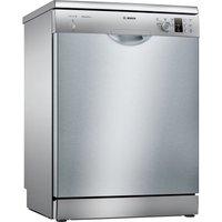 BOSCH SMS25AI00G Full-size Dishwasher - Silver, Silver