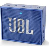 JBL GO Portable Wireless Speaker - Blue, Blue
