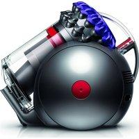 DYSON Big Ball Animal Cylinder Bagless Vacuum Cleaner - Satin & Purple, Purple