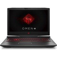 HP OMEN 17-an051na 17.3 Gaming Laptop - Shadow Black, Black