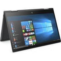 HP Envy x360 15-bq051sa Touchscreen 2 in 1 - Dark Ash Silver, Silver
