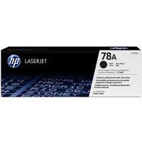 HP LaserJet 78A Black Toner Cartridge, Black