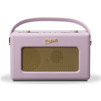ROBERTS Revival RD60 Portable DAB Radio - Pastel Pink, Pink