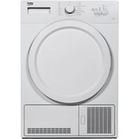 BEKO  DCX71100W Condenser Tumble Dryer - White, White