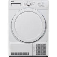 BEKO  DCX71100W Condenser Tumble Dryer - White, White