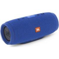 JBL Charge 3 Portable Wireless Speaker - Blue, Blue