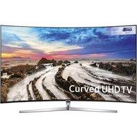 65 SAMSUNG UE65MU9000 4K Ultra HD HDR Curved LED TV