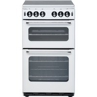 NEW WORLD  500TSIDL Gas Cooker   White  White