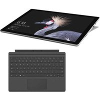 MICROSOFT Surface Pro 128 GB & Surface Pro 4 Typecover Bundle