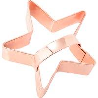 EDDINGTONS Star Cookie Cutter - Copper