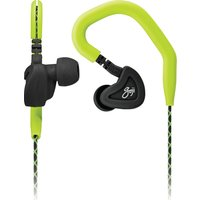 GOJI GSPOOK16 Headphones - Black & Green, Black