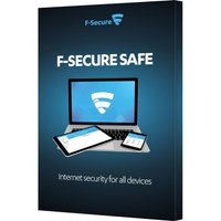 F-SECURE SAFE Internet Security - 3 devices, 2 years
