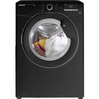 HOOVER HL V8DGB Vented NFC 8 kg Tumble Dryer - Black, Black