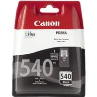 CANON PG-540 Black Ink Cartridge, Black