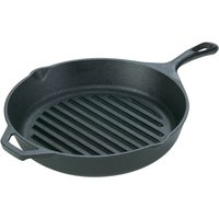 EDDINGTONS Lodge 17L8GP3 26 cm Frying Pan - Black, Black
