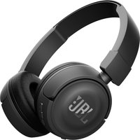 JBL T450BT Wireless Bluetooth Headphones - Black, Black