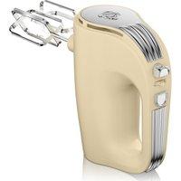 SWAN Retro SP20150CN Hand Mixer - Cream, Cream