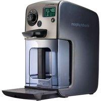 MORPHY RICHARDS Redefine 12-cup Hot Water Dispenser - Black, Black