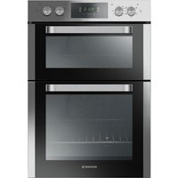 HOOVER HO9D337IN Electric Double Oven - Stainless Steel, Stainless Steel
