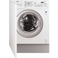 AEG  L61271WDBI Integrated Washer Dryer