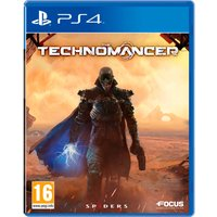 PLAYSTATION 4 The Technomancer