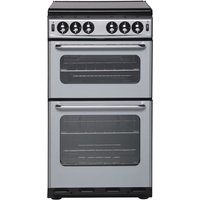 NEW WORLD  500TSIDL Gas Cooker   Silver  Silver